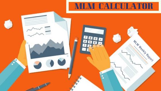 MLM calculator