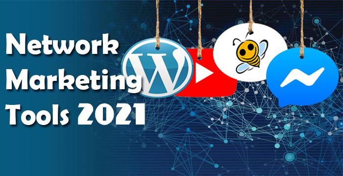 List of 9 Best Network Marketing Tools