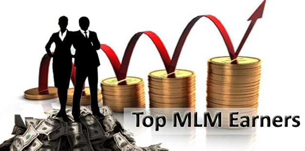 Top MLM earners in the world
