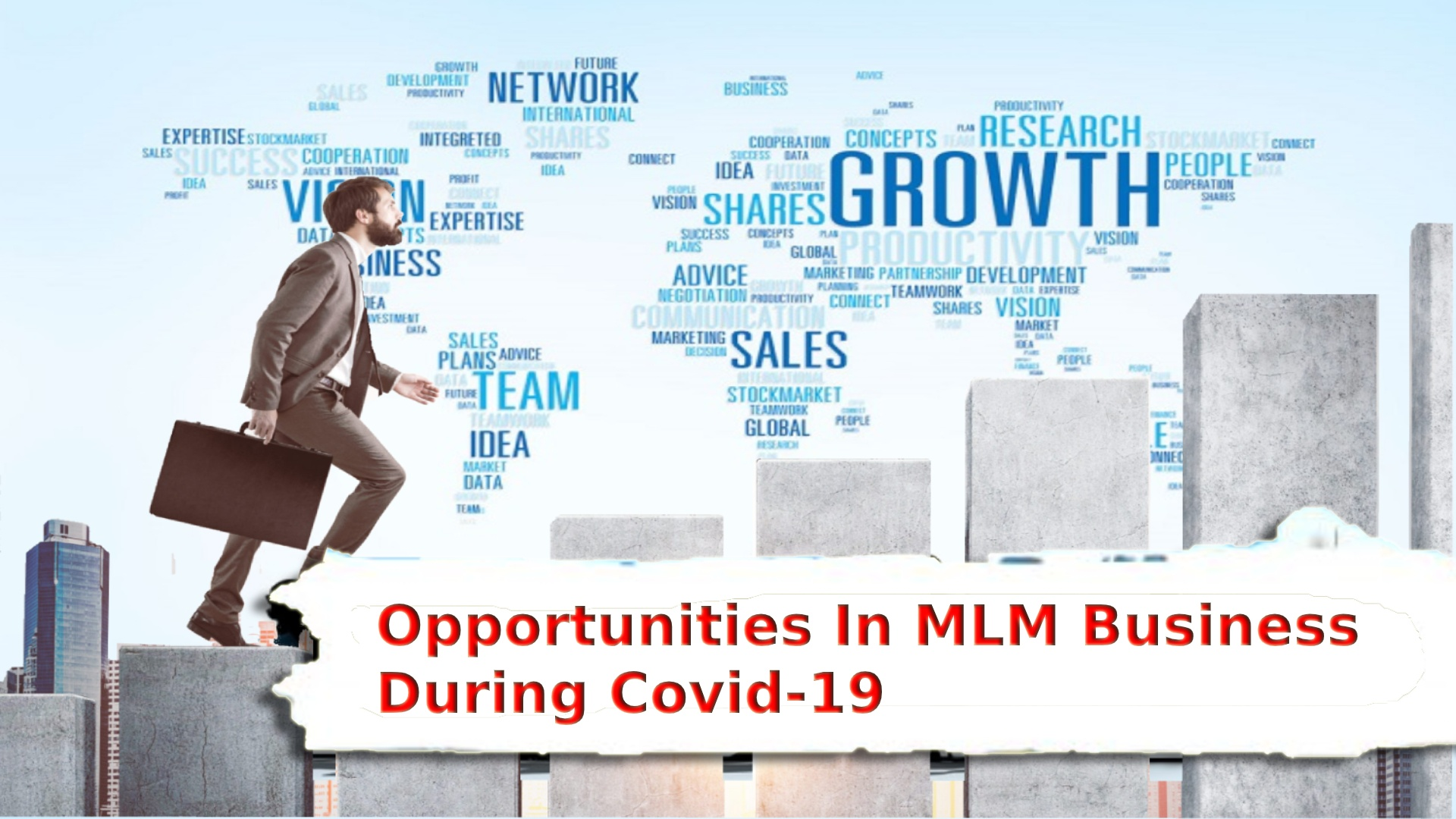 Opportunities In MLM Business During Covid-19